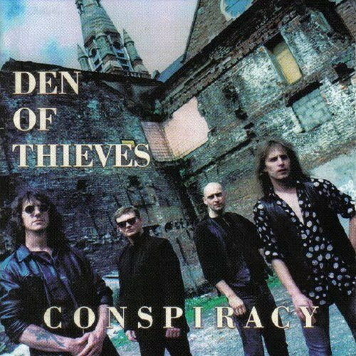 (Melodic Hard Rock) Den Of Thieves - Conspiracy - 1995, MP3 (tracks), 192 kbps
