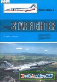 Книга Lockheed F-104 Starfighter (Warpaint Series No.43).
