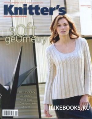Журнал Knitter's K97 2009 Winter