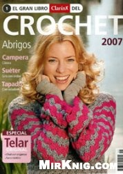 Журнал ClarinX crochet № 1 2007 г.