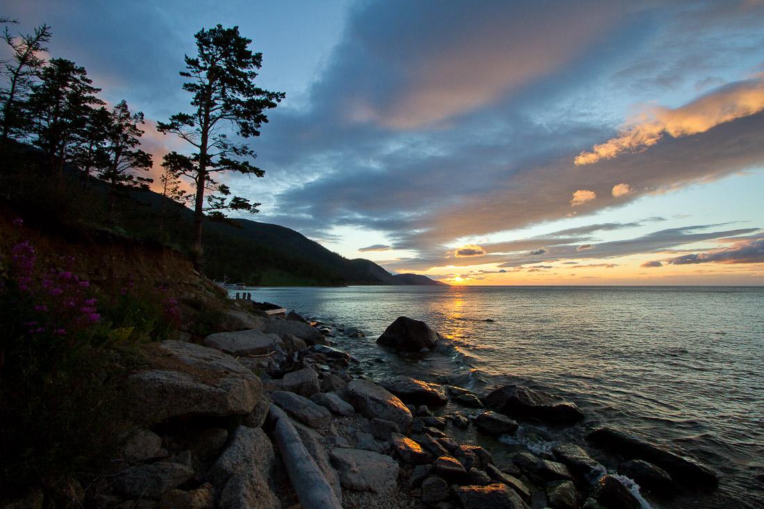 Туризм и путешествия на озере Байкал