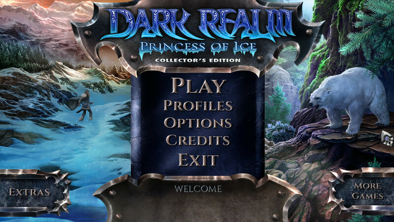 Dark Realm: Princess of Ice CE