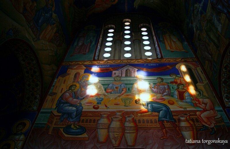 Роспись церкви