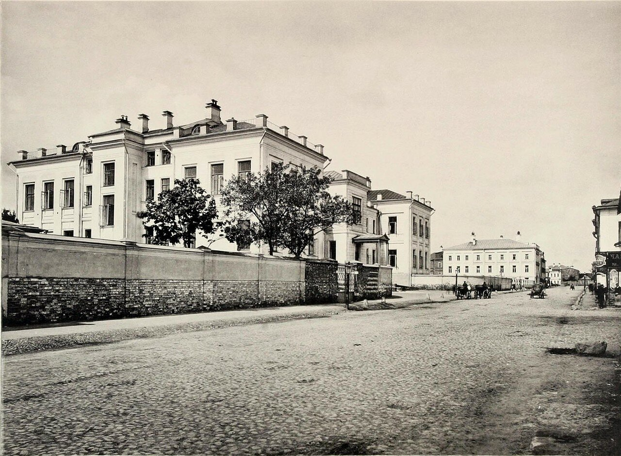 303. Александровская больница на Щипке