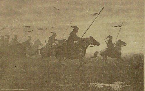 козаки, морозівка, історія баришівки, коні