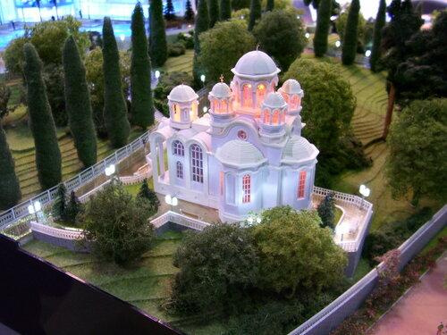 Храм*