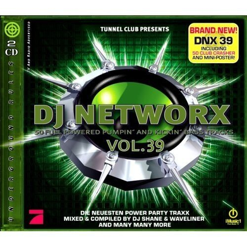 DJ Networx Vol. 39 2CD (2009)