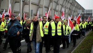 Забастовка бортпроводников грозит Европе воздушным коллапсом