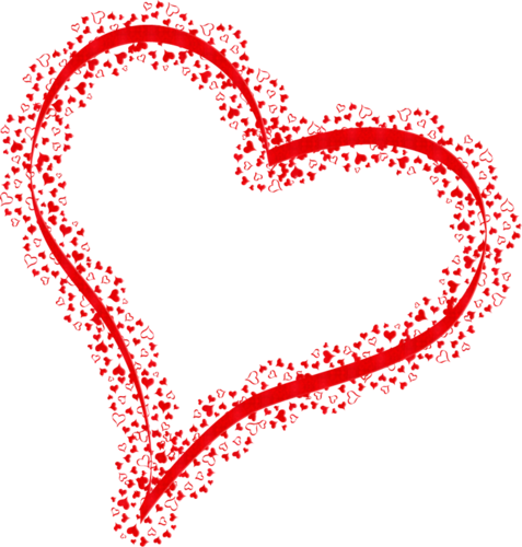рамки-сердца
