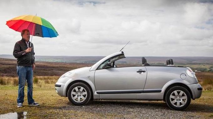 Журналист Top Gear Джереми Кларксон назвал самые плохие автомобили