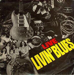 Livin' Blues – Live (1977) [Polskie Nagrania Muza, SX 1471]