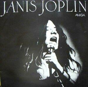 Janis Joplin (1981) [AMIGA, 8 55 839]