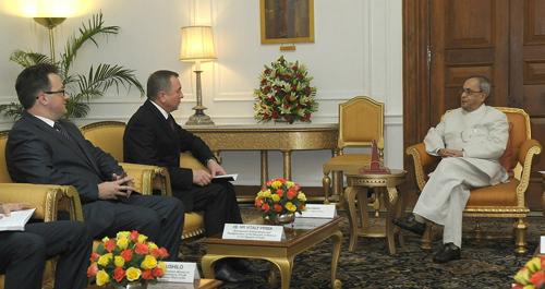 Президент Индии намерен посетить Беларусь