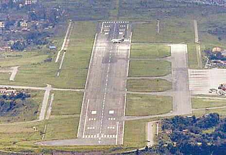 ТОП Самые опасные аэропорты мира (фото 27)