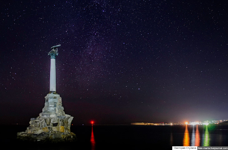 Звезды над Севастополем (23 фото)