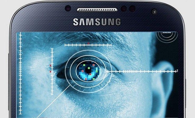 Хакеры смогли обмануть сканер радужки глаза в Самсунг Galaxy S8