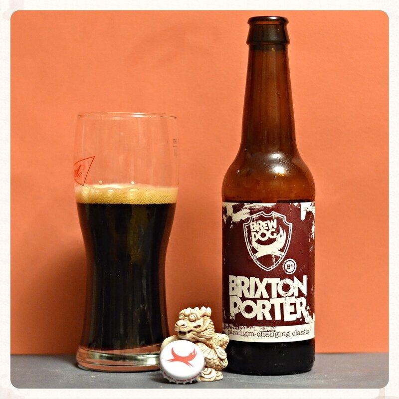 Brew Dog Brixton Porter