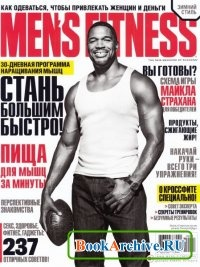 Журнал Men's Fitness №12-1 (декабрь 2014 - январь 2015)
