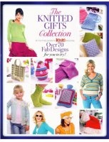 Let's Knit Magazine - The Knitted Gifts Collection jpg 154Мб