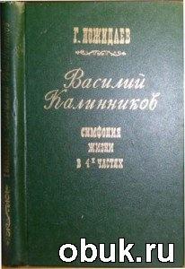 Книга Василий Калинников: симфония жизни в 4-х частях