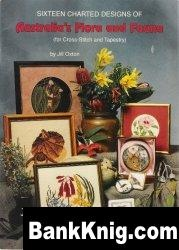Книга 16 Charted Designs. Australia's Flora & Fauna jpg 66,2Мб
