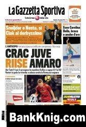 Журнал La Gazzetta dello Sport ( 22,23,24-01-2010 )