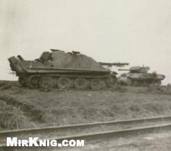 Книга Вторая Мировая Война. Техника, вооружение, люди…   Jagdpanzer IV,  Jagdpanther,   Jagdtiger.  Part 1