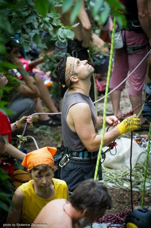 Скалолазный фестиваль Гуамка 2015