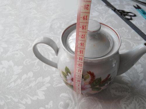 Мастер-класс: шьем хранительницу чайного тепла