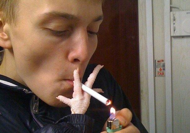 Если выкурить одну сигарету, что тогда будет?