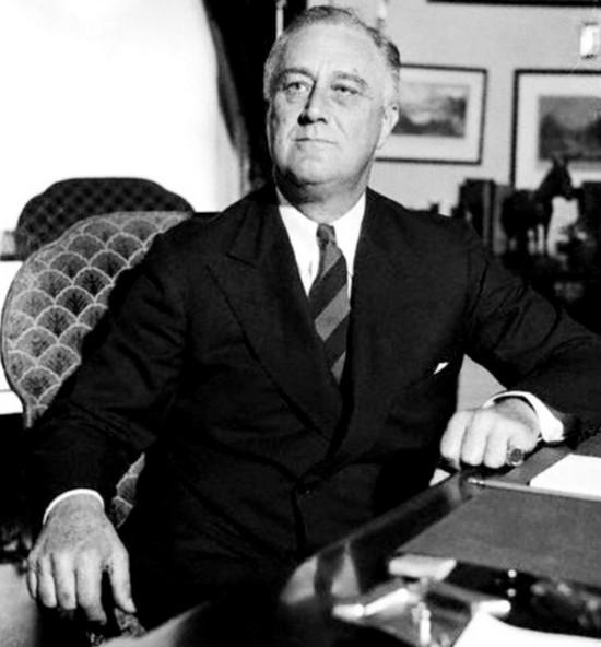 Франклин Делано Рузвельт
