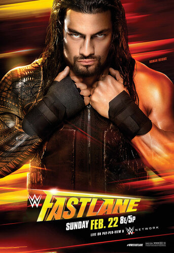 Post image of WWE Fast Lane 2015