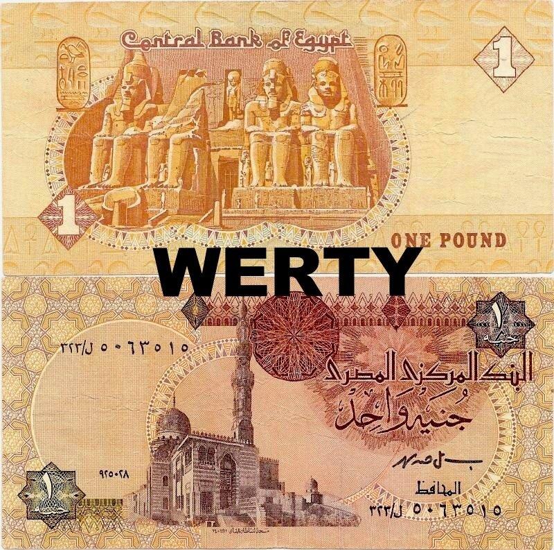 Валюта египта курс к доллару