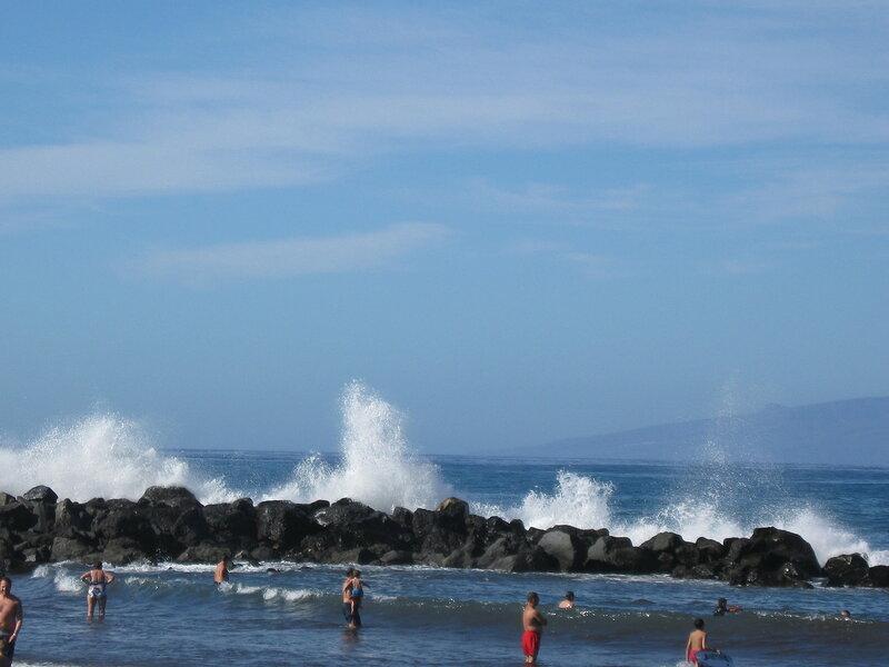 Лас Америкас, пляж Troja