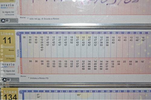 Расписание 11 автобуса на 25 остановке