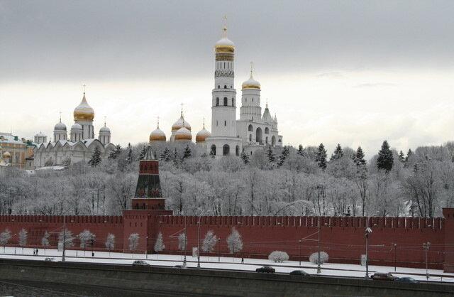 Москва Пасхальная. Фото Николая Аввакумова.