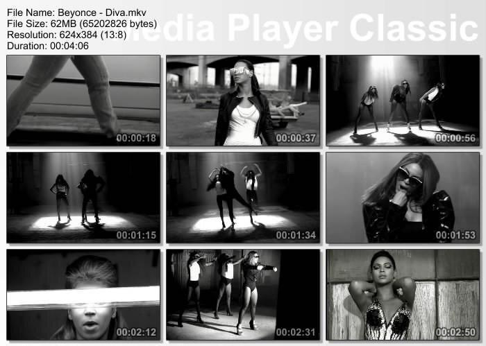 Beyonce - Diva (2008)