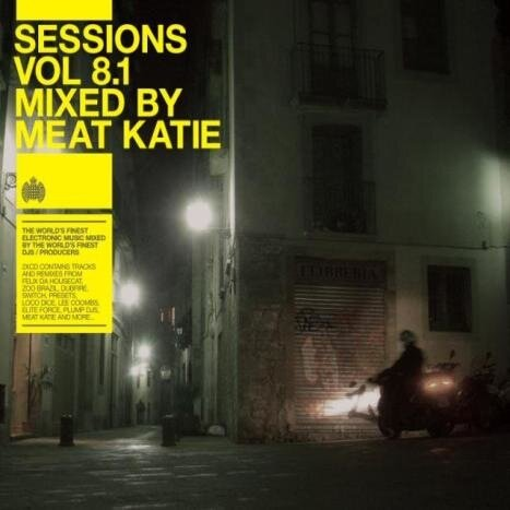 Ministry of Sound: Sessions Vol 8.1