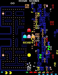 Pac-Man 256-й уровень