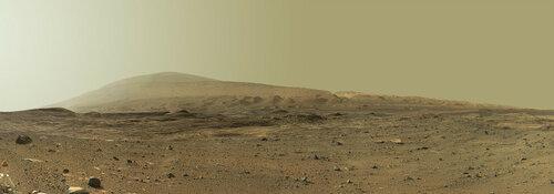 Марс : окресности горы Шарпа