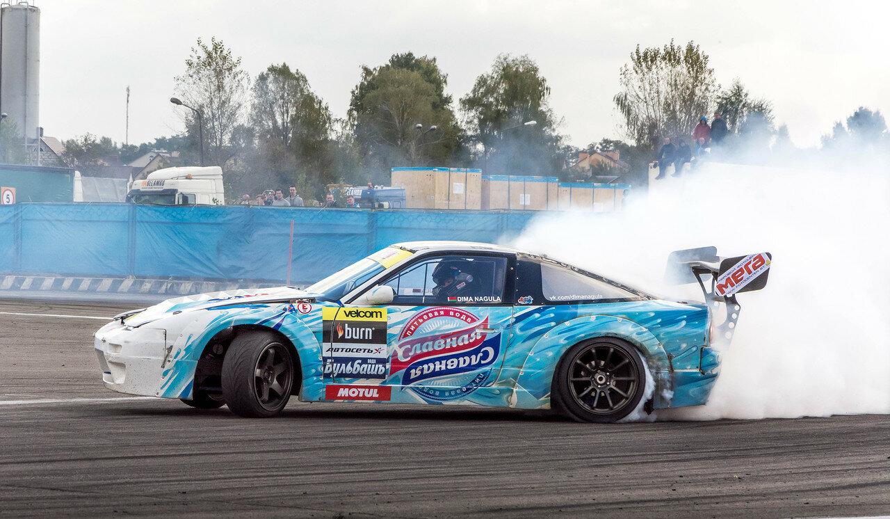 Дмитрий Нагула и его Nissan 200SX