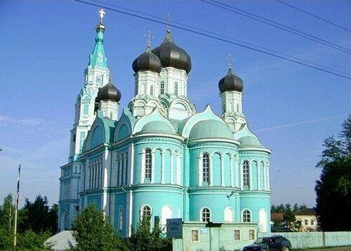 По России на авто в Яранск