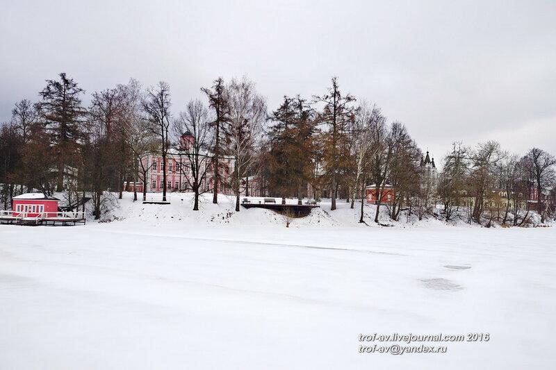 Усадьба Вяземы, музей-заповедник А.С.Пушкина