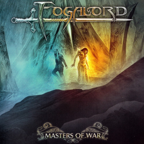 Fogalord - 2017 - Masters Of War [Limb Music, 1706-165 CD, Germany]