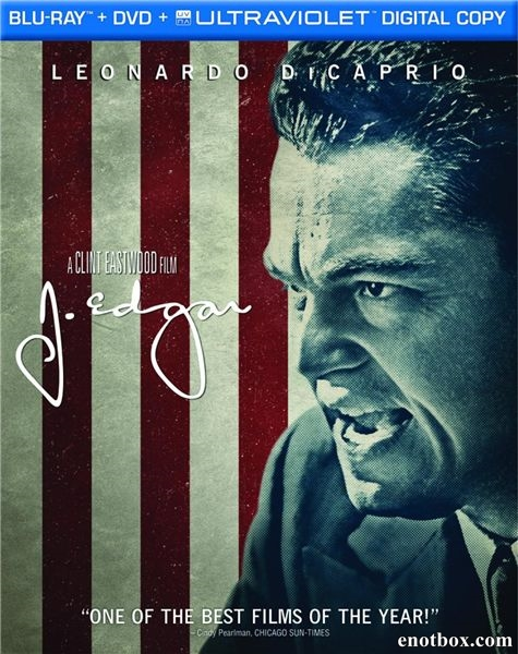 Дж. Эдгар / J. Edgar (2011/BDRip/HDRip)