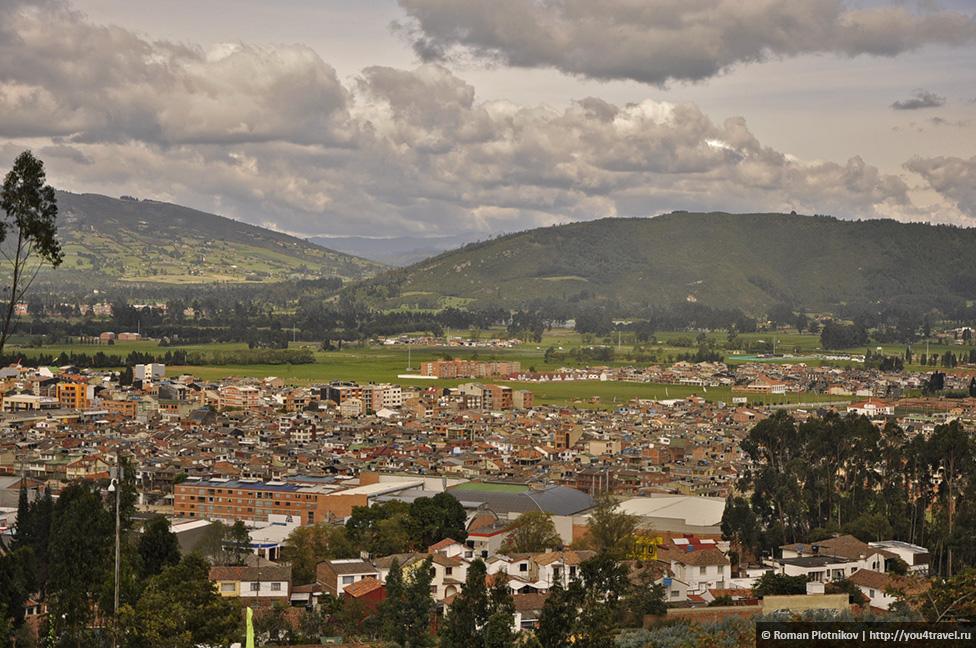 0 19198c 88250ea orig День 208. Соляная шахта и Соляной Собор в Сипакера недалеко от Боготы