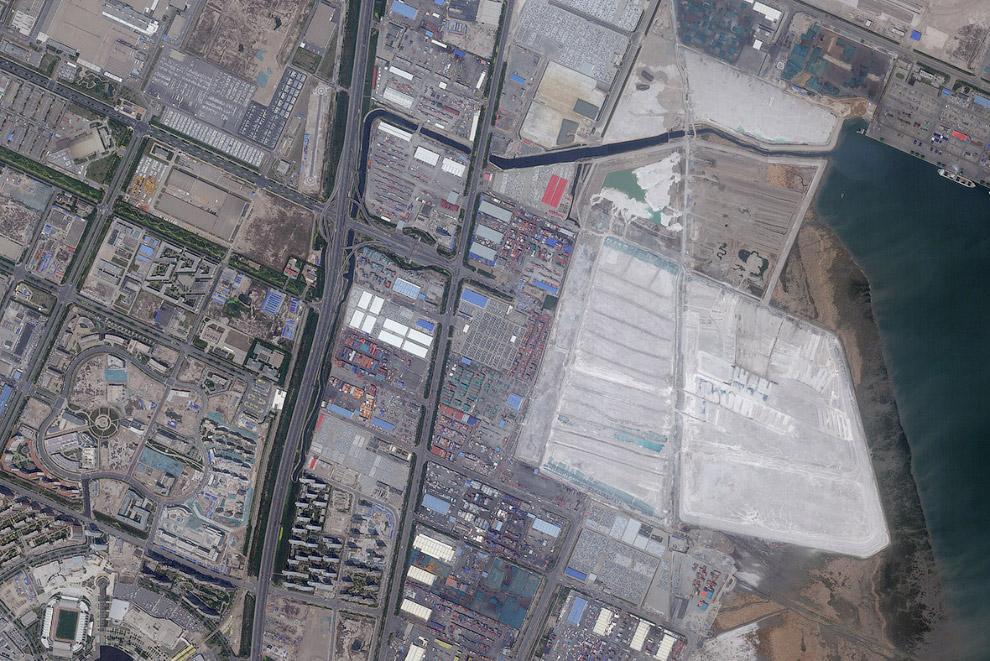 3.2. …13 августа 2015. (Фото Google | Skybox Imaging):