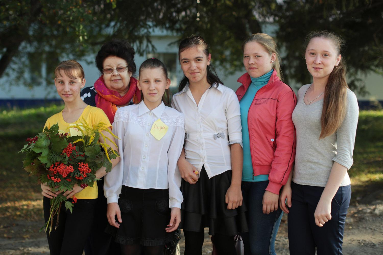 Мероприятие посещают как родители, так и их приемные дети. На фото — Галина Акимовна Салтыкова. Выра