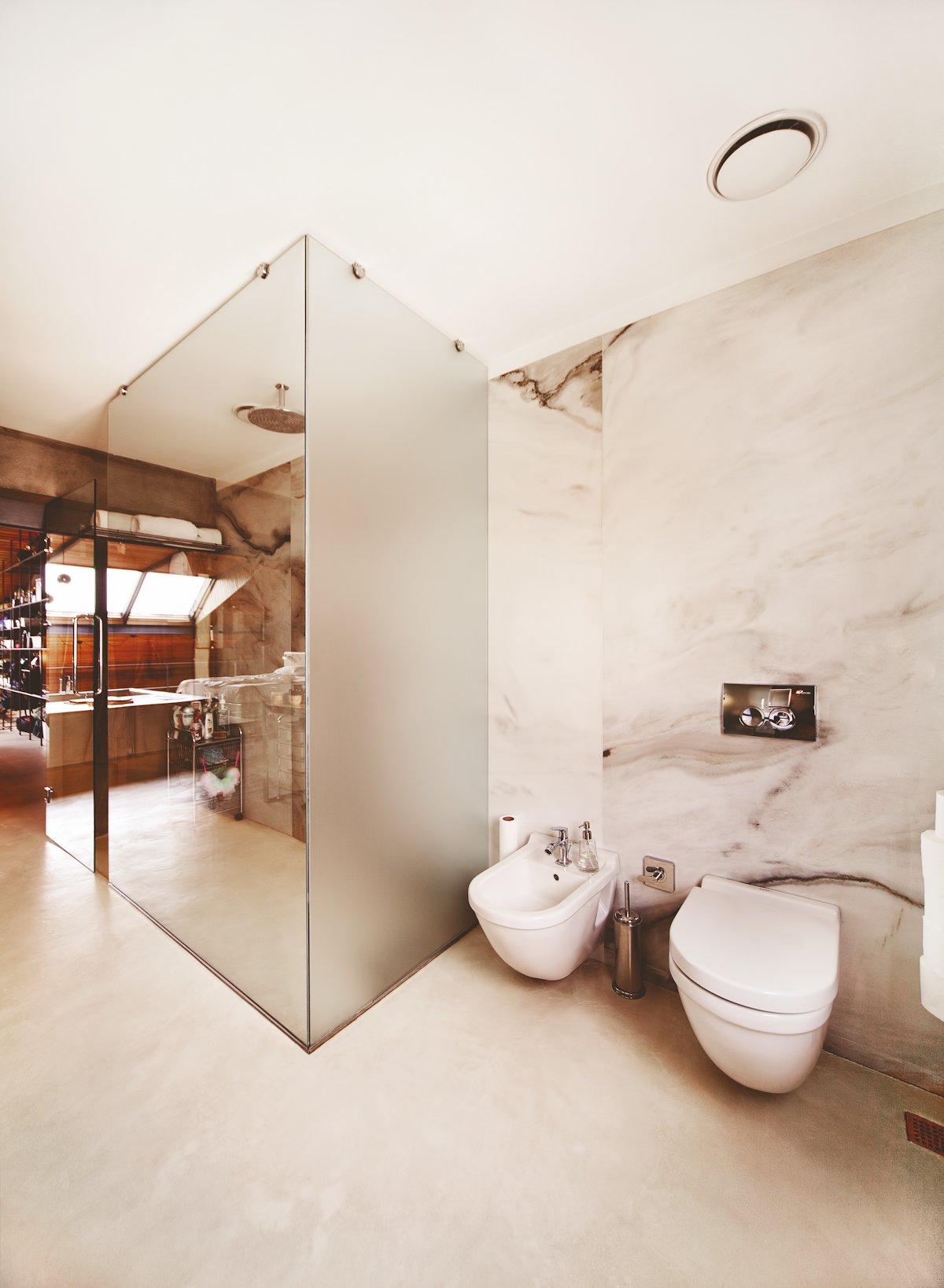 студия дизайна Ofist, пентхаус Karakoy, лофт Karakoy, элитное жилье в Турции, обзор лучших квартир, фото пентхауса, примеры лофта, оформление интерьера