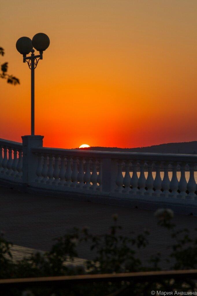 Закат, Геленджик